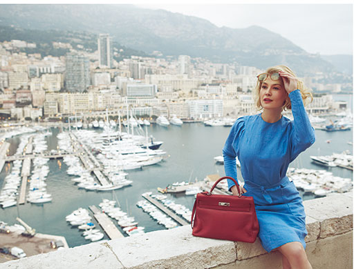 kelly bag knockoff - Grace Kelly �C ? Pretty Well Dressed ?